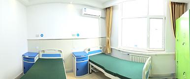 整洁干净的病房