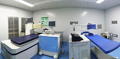 青岛华厦眼科医院层流手术室